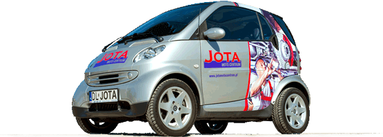 Jota Moto Centrum Legnica Smart